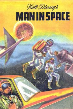 Best Science Fiction Movies of 1955 : Man in Space