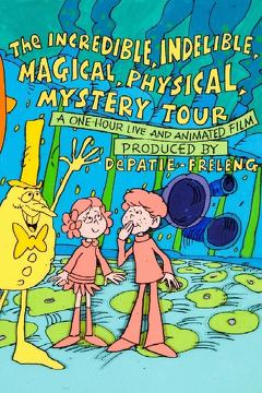 Best Animation Movies of 1973 : The Incredible, Indelible, Magical, Physical, Mystery Tour