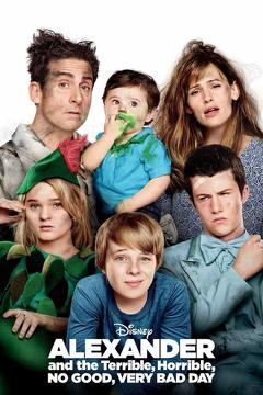 Best Family Movies of 2014 : Alexander and the Terrible, Horrible, No Good, Very Bad Day