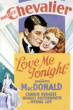 Best Romance Movies of 1932 : Love Me Tonight
