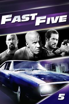 Best Crime Movies of 2011 : Fast Five
