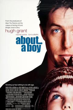 Best Comedy Movies of 2002 : About a Boy