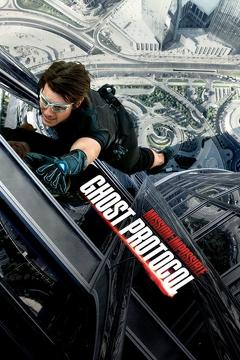 Best Adventure Movies of 2011 : Mission: Impossible - Ghost Protocol