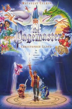 Best Family Movies of 1994 : The Pagemaster
