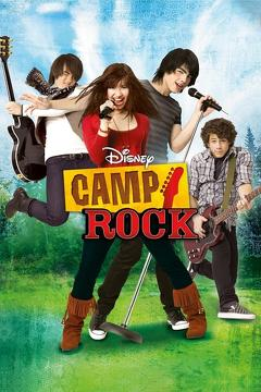 Best Music Movies of 2008 : Camp Rock