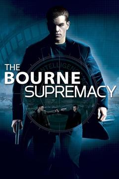 Best Thriller Movies of 2004 : The Bourne Supremacy