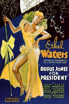 Best Fantasy Movies of 1933 : Rufus Jones for President