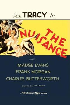 Best Romance Movies of 1933 : The Nuisance