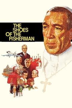 Best Thriller Movies of 1968 : The Shoes of the Fisherman