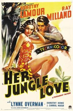 Best Action Movies of 1938 : Her Jungle Love