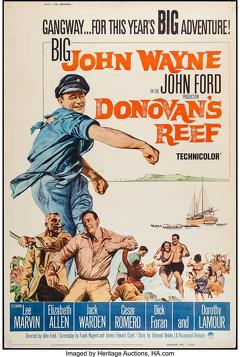 Best Romance Movies of 1963 : Donovan's Reef