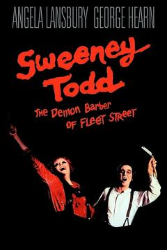 Best Music Movies of 1982 : Sweeney Todd: The Demon Barber of Fleet Street