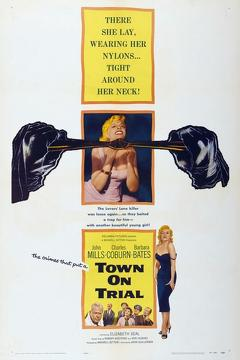 Best Mystery Movies of 1957 : Town on Trial