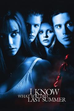 Best Horror Movies of 1997 : I Know What You Did Last Summer