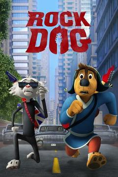 Best Animation Movies of 2016 : Rock Dog