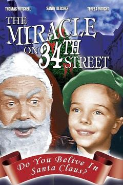 Best Tv Movie Movies of 1955 : The Miracle on 34th Street