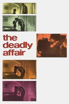 Best Mystery Movies of 1966 : The Deadly Affair