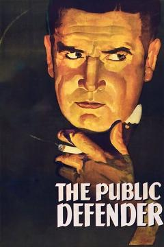 Best Mystery Movies of 1931 : The Public Defender