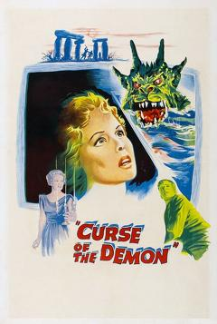 Best Fantasy Movies of 1957 : Night of the Demon