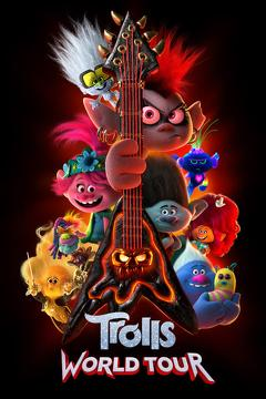 Best Animation Movies of 2020 : Trolls World Tour