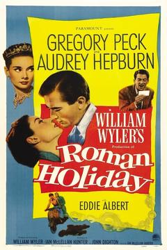 Best Movies of 1953 : Roman Holiday