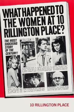 Best Crime Movies of 1971 : 10 Rillington Place