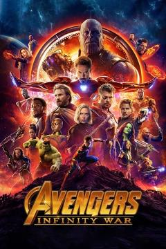 Best Adventure Movies : Avengers: Infinity War