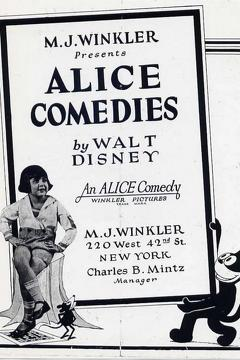 Best Animation Movies of 1926 : Alice Charms the Fish