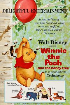 Best Family Movies of 1966 : Winnie the Pooh and the Honey Tree