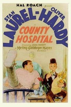 Best Comedy Movies of 1932 : County Hospital