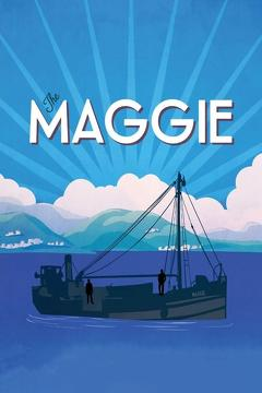 Best Comedy Movies of 1954 : The Maggie