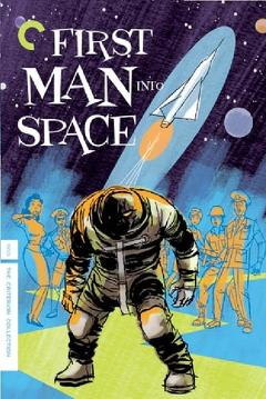 Best Science Fiction Movies of 1959 : First Man Into Space
