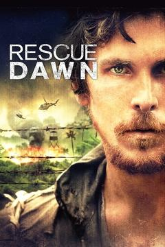 Best War Movies of 2006 : Rescue Dawn