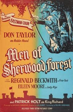 Best History Movies of 1954 : The Men of Sherwood Forest