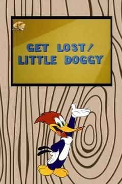 Best Animation Movies of 1964 : Get Lost! Little Doggy