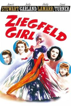Best Music Movies of 1941 : Ziegfeld Girl