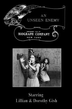 Best Drama Movies of 1912 : An Unseen Enemy
