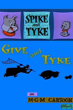 Best Family Movies of 1957 : Give and Tyke