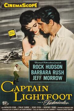 Best History Movies of 1955 : Captain Lightfoot