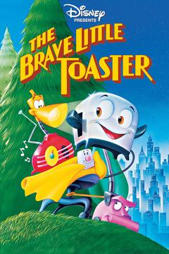 Best Animation Movies of 1987 : The Brave Little Toaster