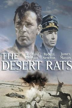 Best War Movies of 1953 : The Desert Rats
