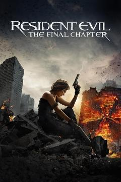 Best Horror Movies of 2016 : Resident Evil: The Final Chapter