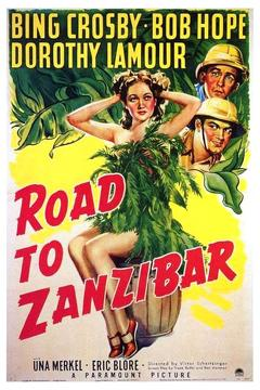 Best Music Movies of 1941 : Road to Zanzibar