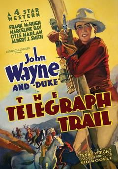 Best Western Movies of 1933 : The Telegraph Trail
