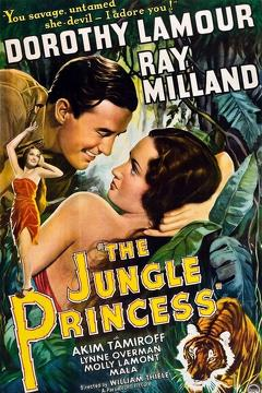 Best Adventure Movies of 1936 : The Jungle Princess