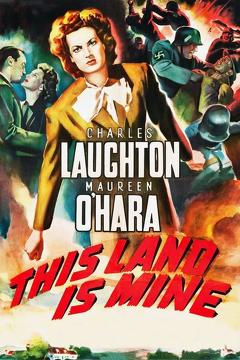 Best Drama Movies of 1943 : This Land Is Mine