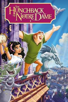 Best Animation Movies of 1996 : The Hunchback of Notre Dame