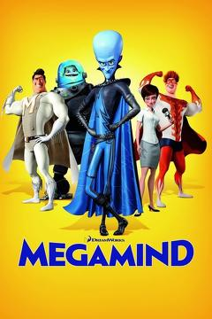 Best Comedy Movies of 2010 : Megamind