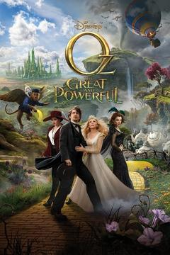 Best Fantasy Movies of 2013 : Oz the Great and Powerful