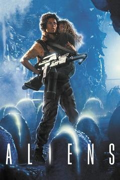 Best Science Fiction Movies of 1986 : Aliens